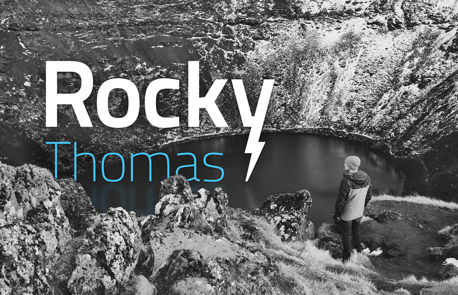 Logo: Rocky Thomas Graphic Design